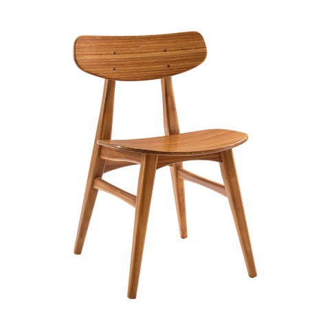 Cassia Dining Chair, Amber, (Set of 2)