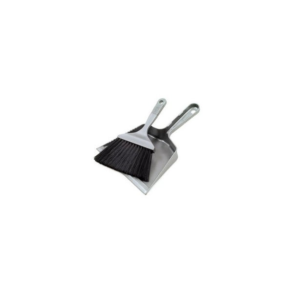 Roadpro r rp93500 small dust pan and brush grey