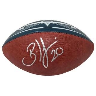 fc8cfc2767c Shop Brian Dawkins Signed Philadelphia Eagles Super Bowl 52 Green Duke  Football JSA - Free Shipping Today - Overstock - 21194256