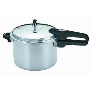 Mirro 92160A 6-Quart Aluminum Pressure Cooker