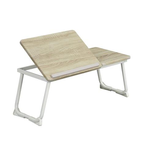 Porch & Den Umiat Beech Laptop Desk Stand Tray
