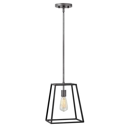 Hinkley Lighting 3351 1 Light Single Mini Pendant from the Fulton Collection