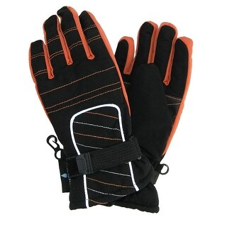 Grand Sierra Boys' 4-7 Sport Design Snowboard Gloves