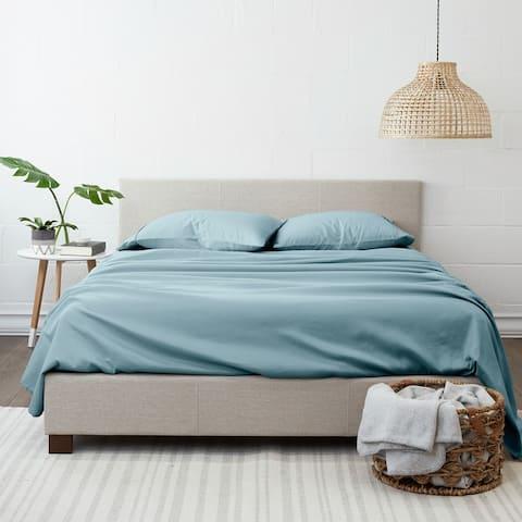 Becky Cameron Luxury Ultra-soft Microfiber 4-piece Bed Sheet Set