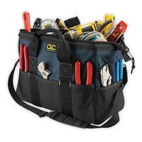 Clc Custom Leather Craft 201-1165 16 in. BigMouth Bag, Large