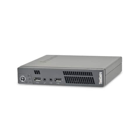 Lenovo ThinkCentre M72E Tiny Core i5-3470T 2.9GHz CPU 4GB RAM 320GB HDD Windows 10 Pro PC (Refurbished)