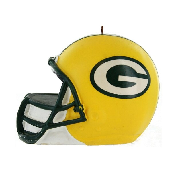 Green Bay Packers Resin Mini Helmet Ornament