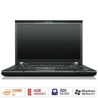 Refurbished Lenovo GT5-0027 T520-series 15.6 Inch Notebook w/ 4 GB DDR3 SDRAM