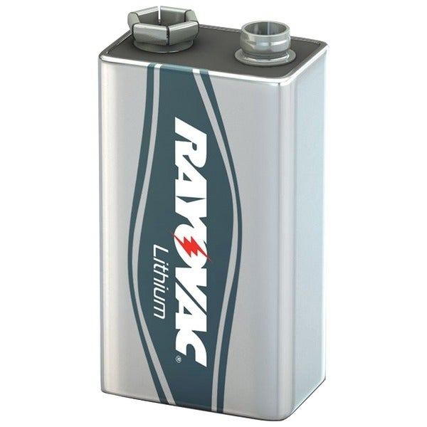 Rayovac R9Vl-1 9-Volt Lithium Carded Battery