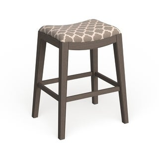 Link to The Gray Barn Sennybridge Non-swivel Grey Counter Stool Similar Items in Dining Room & Bar Furniture