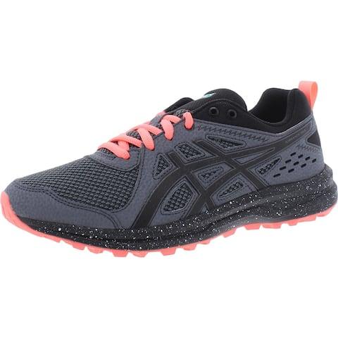 Asics Womens Torrance Trail Running Shoes Fitness Gym - Metropolis/Black