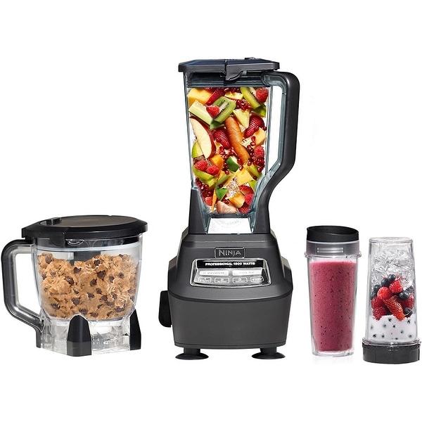 Ninja BL770 Mega Kitchen System 72-oz. Capacity Blender/Juicer. Opens flyout.