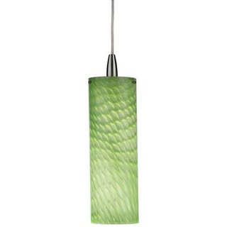 Forecast Lighting F5145NV A La Carte Shade Green Glass from the Marta Collection