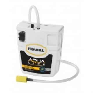 Frabill Aerator Whisper Quite Portable 15gal 2/D Battery