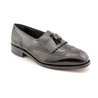 Florsheim Lexington Men Round Toe Patent Leather Black Loafer