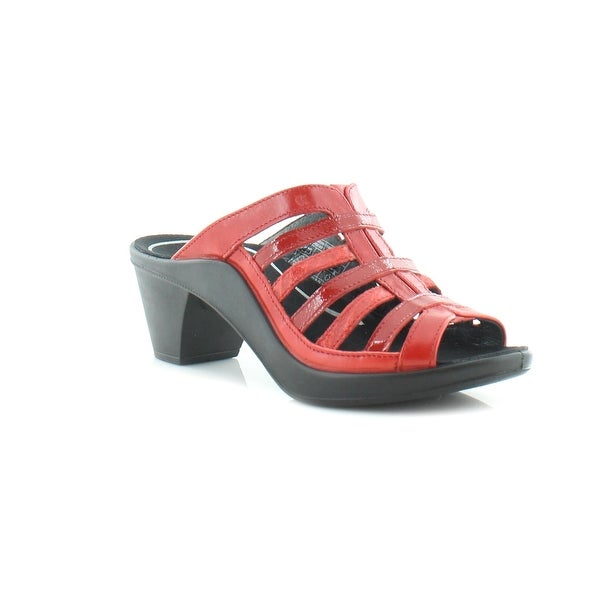 Romika Mokassetta 285 Women's Sandals & Flip Flops Coral/Red