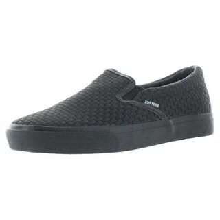 Zoo York Tail Men's Slip On Woven Skate Sneakers Shoes