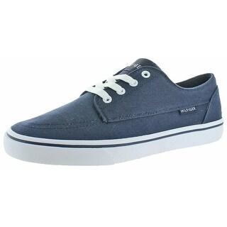 Tommy Hilfiger Payton Men's Canvas Sneakers Shoes