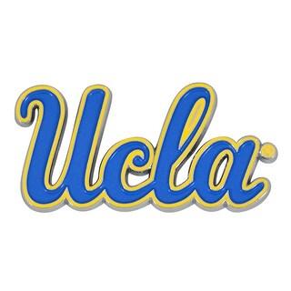 UCLA Color Chrome Car Emblem