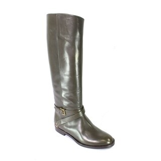 Fratelli Rossetti NEW Brown Shoes Size 6M Knee-High Leather Boots