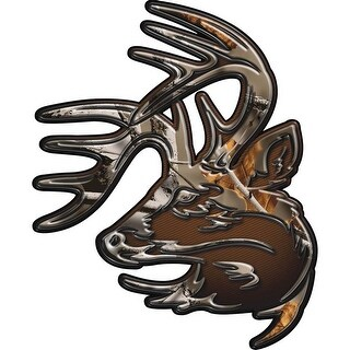 Legendary Whitetails Legendary Truck Buck Window Decal (More options available)