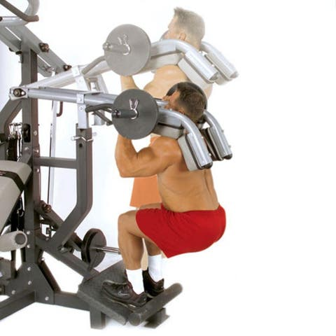 Body-Solid PowerLift Leverage Squat Attachment - Metal