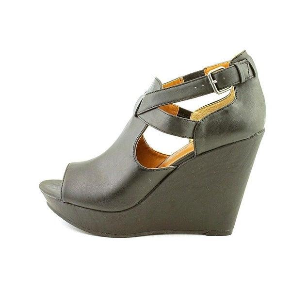 American Rag Remi Womens Open Toe Wedge Fashion Sandals