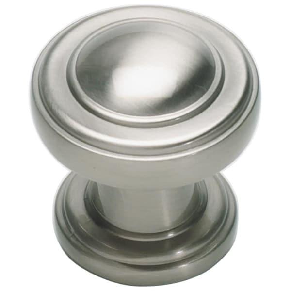 Atlas Homewares 313 Bronte 1-1/8 Inch Diameter Mushroom Cabinet Knob