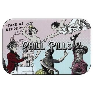 Molly & Rex Decorative Tin Sm Chill Pills