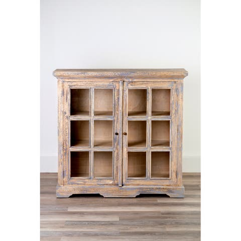 """East at Main Penelope Cabinet - 447.25"""" W x 16"""" D x 45.25"""" H"""