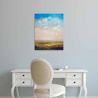Easy Art Prints William McCarthy's 'Once Remembered' Premium Canvas Art