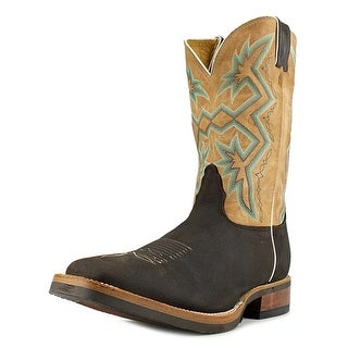Nocona MD5330 Square Toe Leather Western Boot
