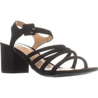 ZIGI Gladys Strappy Sandals, Black