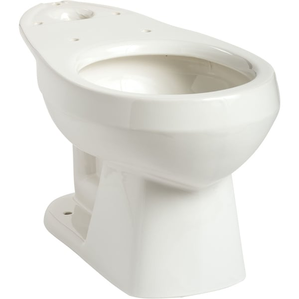 Mansfield 146 Quantum Round Toilet Bowl Only - White
