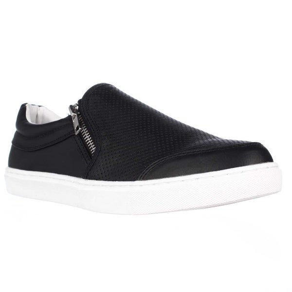 55585e35c97 Shop Steve Madden Ellias Side Zip Fashion Sneakers