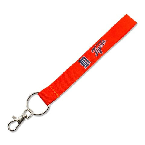 """Cleanlapsports Detroit Tigers Wristlet - 8 1/2"""" by 3/4"""""""