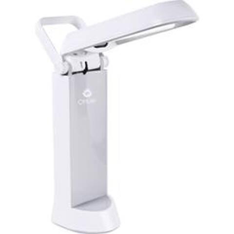 Ottlite Folding Task Lamp-White