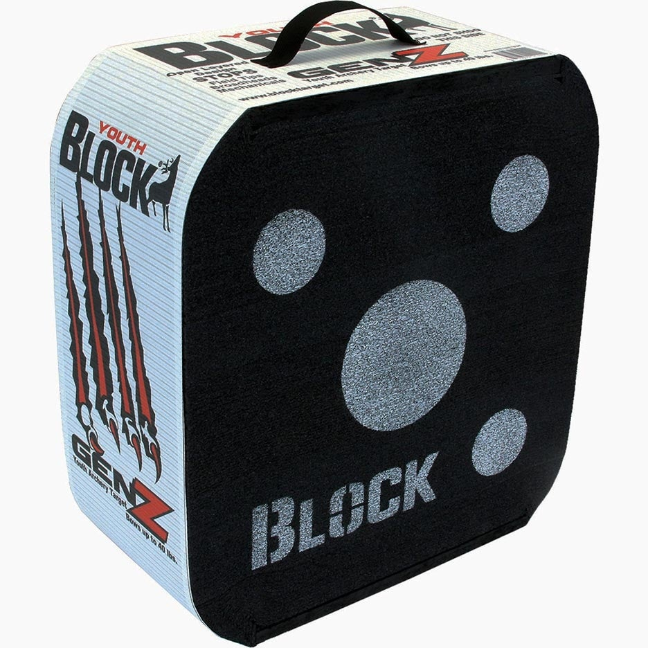 Block targets b51000 block genz series youth archery arrow target 16 inch thumbnail