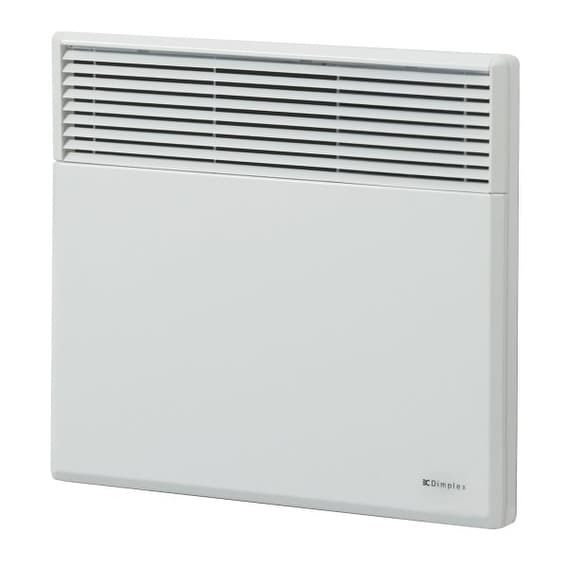 Dimplex DEC750H 750 Watt Electric Wall Heater - White