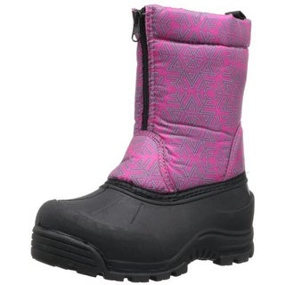 Northside Girls Icicle Thermolite Snow Boots - 4m