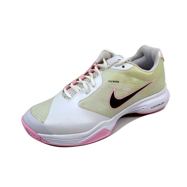 Nike Women's Lunar Speed 3 White/Black 429999-126 Size 9.5