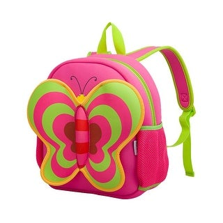 Kiddi Choice Nohoo Neoprene Butterfly Style Backpack Kids Travel Bag