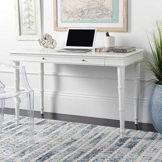 Link to Safavieh Noely White Writing Desk Similar Items in Computer Desks