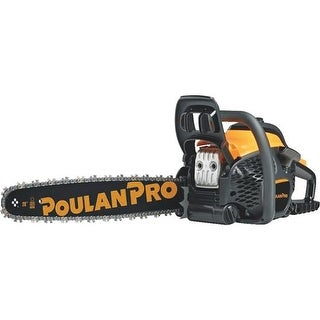 "Husqvarna Outdoor Prod/Poulan Weedeater 20"" Gas Chain Saw 967061501 Unit: EACH"