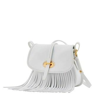 Dooney & Bourke Lulu Fiona Crossbody (Introduced by Dooney & Bourke at $248 in Apr 2016) - White