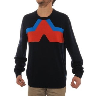 Original Penguin Long Sleeve Crew Neck Sweater Men Regular Sweater Top