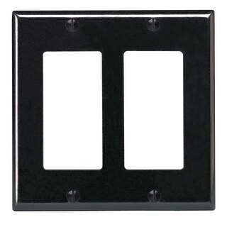 Link to 2 Gang Decora Plate Black Similar Items in Computer Accessories