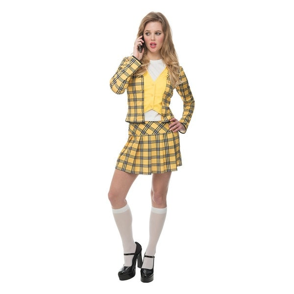 dec9e5b3d9 Shop Womens Notionless Cher Horowitz Costume - Free Shipping Today -  Overstock - 23582242