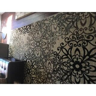 Superior Elegant Leigh Ivory Area Rug (8' x 10')