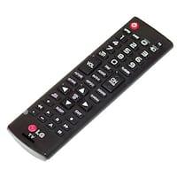 OEM LG Remote Control Originally Shipped With: 47LB5900, 47LB5900UV, 47LB5900-UV, 47LB6000, 47LB6000UH, 47LB6000-UH
